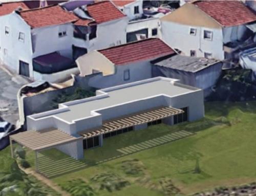 Casa em Aço Leve V3 +1 com 159,17m2 Chave na Mão