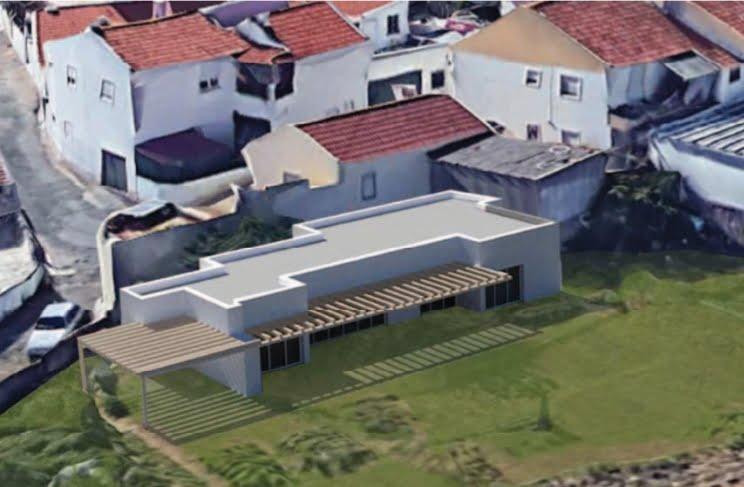 casa em aço leve t3 +1 com 160m2 térreo