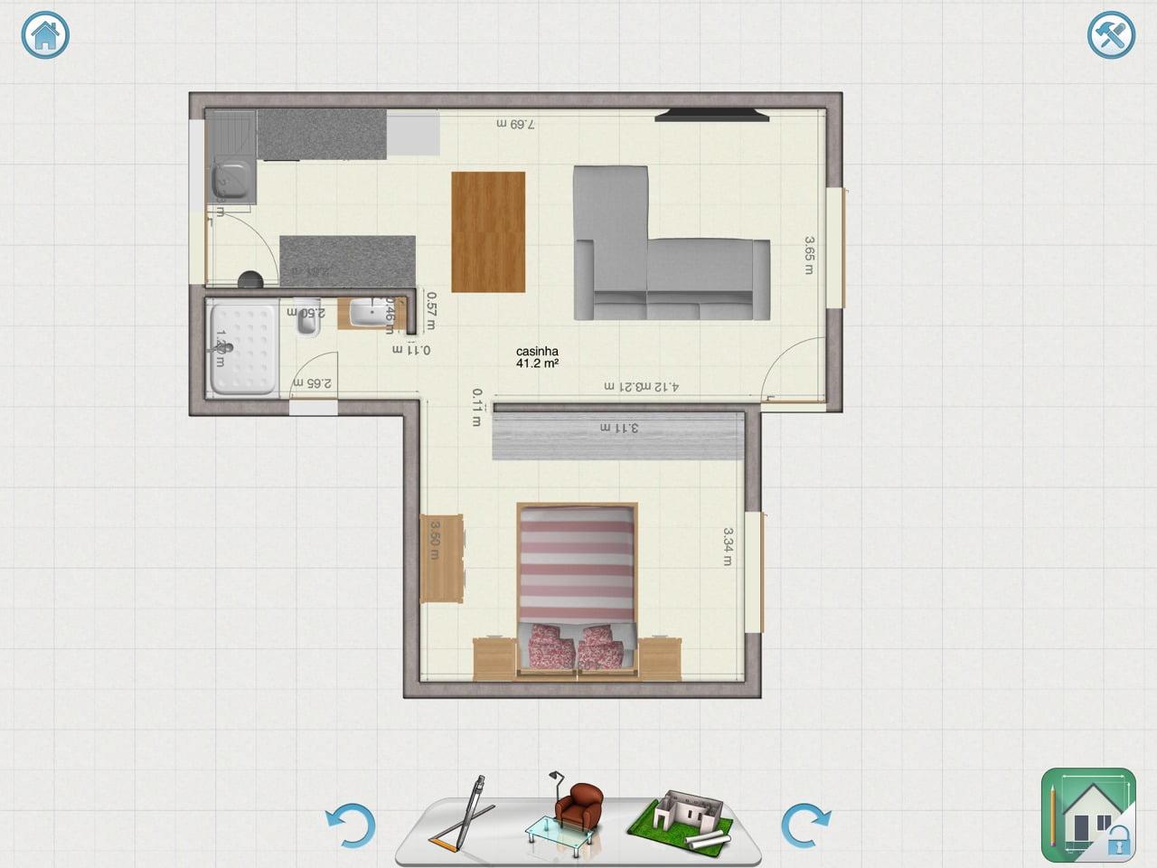 casas modulares t1 preços chave na mão