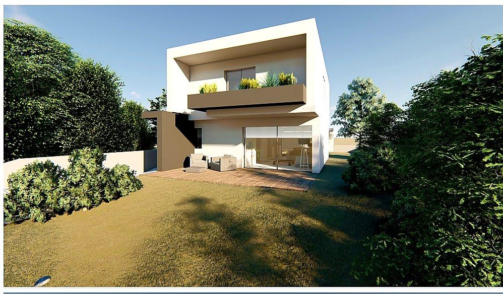 casa modular T3 120 m2 chave na mão