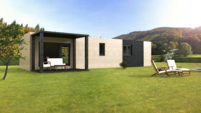 caca modulares 62 m2