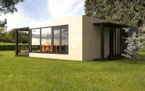 modelo de casas modulares preços chave na mao