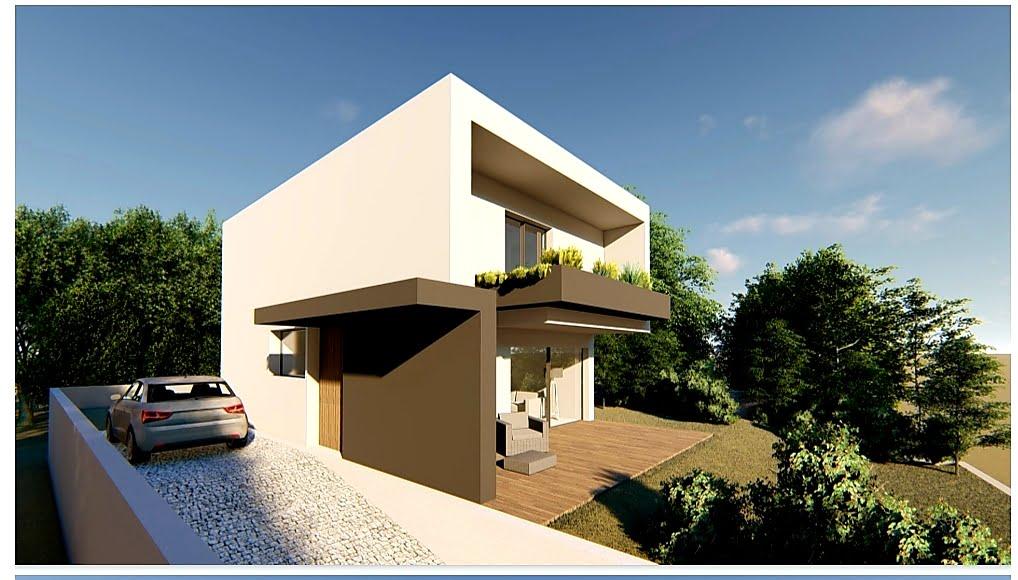 casas modulares T3 100m2 chave na mão