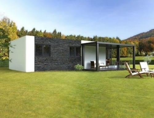 Casas modulares T3 Preço Chave na Mão com 75 M2