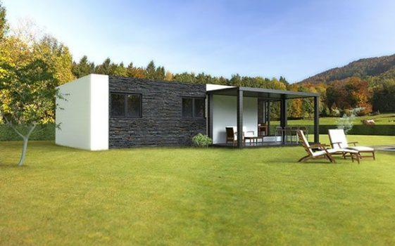 modelo de casas modulares 75m2