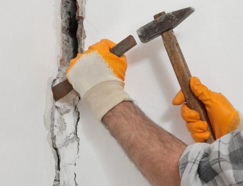 Demolição de paredes interiores preços low cost