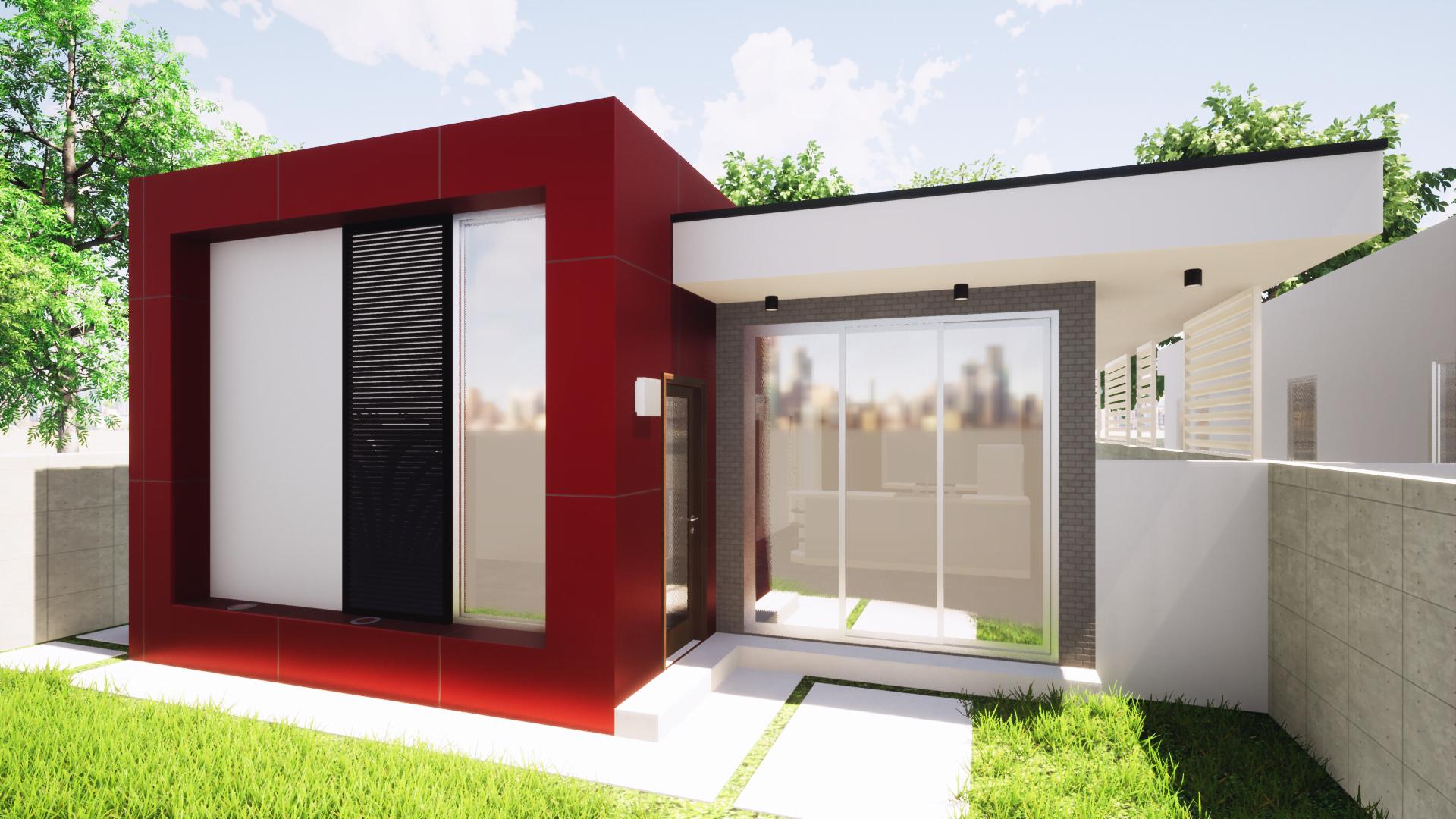 Casas Pré-fabricadas steell frame